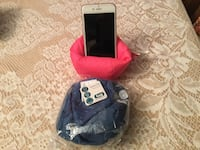 New Blue Lug beanie chairs for phones Toronto, M1T 3S1