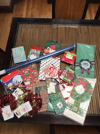 ASSORTED CHRISTMAS ITEMS Charlack, 63114