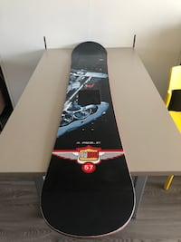 LowRider Mole 57 Snowboard New Westminster