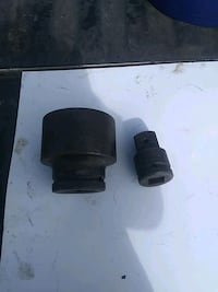 Industrial impact socket and adapter New Orleans