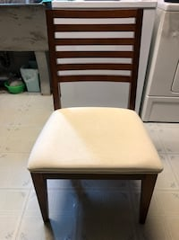 New Wooden Chair