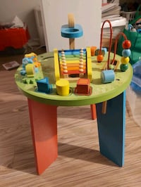 Imaginarium Wooden Activity Table