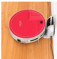 Round white and red portable speaker Hialeah, 33012
