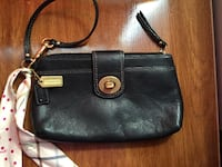 Authentic COACH Large Leather wristlet Toronto