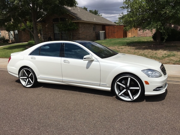 Used 2013 mercedes s550 amg package for sale in Midland ...