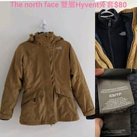 The north face Hyvent 2 layers Jacket woman XS Toronto, M6J 1C5