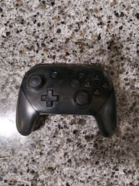 Nintindo switch controller