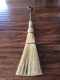 """Wrought Iron Hearth Sweeper (25.5"""" Tall) Calgary, T3H 5T6"""