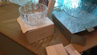 Nice crystal bowls  timeless Conyers, 30094