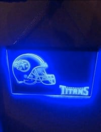 New LED Tennessee Titans Sign