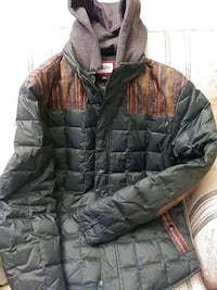 Snow jacket for men size L-Xl 541 km