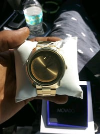 Movado Bold watch band new never been wear Miami, 33147