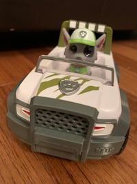 Paw Patrol Car and Pup