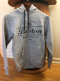 Boston Hoodie sweater. Size Small.