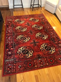 Red Area Rug Washington, 20005