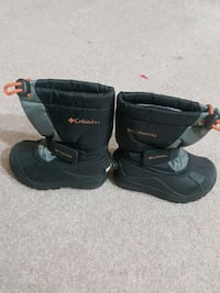 Columbia kids winter boots Ontario, M1J 3L1