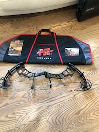 PSE Epix Bow 70lbs Houston, 77096