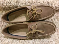 Leather Sperry Top Sider Women's Size 5.5 (Retail 46 km
