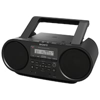 Sony ZS-RS60BT Bluetooth Portable Boombox Mississauga