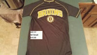 Boston Bruins adult sz small T-shirt Timberlea, B3T 1G6