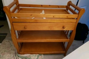 Baby changing table - NEEDS TO BE GONE ASAP