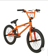orange and black BMX bike (brand new) Haymarket, 20169