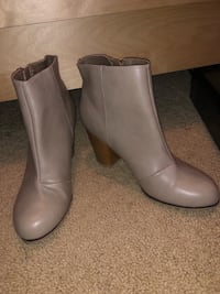 Taupe booties Dublin, 94568