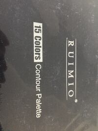 Ruimio contour pallet NEW unopened  Falls Church, 22041