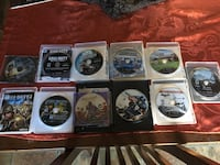 11PS3 Games for 40$  280 mi