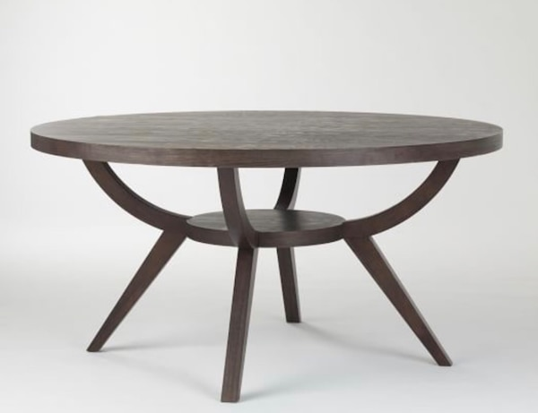 Used 60 Round West Elm Dining Table For Sale In Fort Lee Letgo