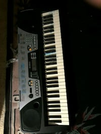 black and gray electronic keyboard Gaithersburg, 20877