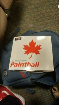 20 Paintball Tickets (rentals included) Ottawa, K1N 9A7