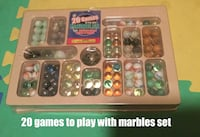 20 games to play with marbles Set Norfolk, 23518