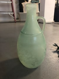Green water jug/vase Fort Myers, 33901
