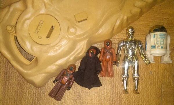 Vintage and new star wars lot  eac0acfd-daf9-4c85-97b9-9d70174a4b5a