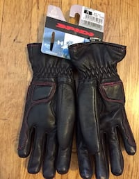 SPIDI Motorcycle Gloves Class Lady Black Medium Waterproof & Breathable Woman's 19 mi