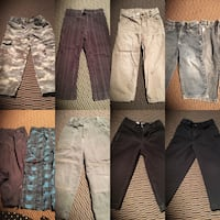 10 pairs of size 3T Boys Pants for $20 Toronto, M5R 1V3