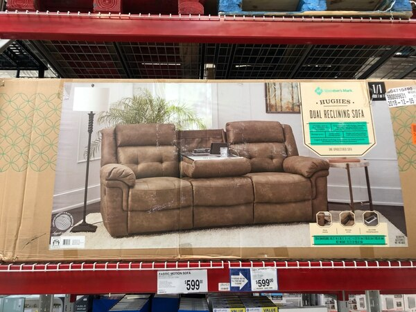 Cool Dual Reclining Sofa With Outlets Pdpeps Interior Chair Design Pdpepsorg