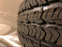 Brand New Set of Factory Tires and Rims Toronto, M4M 3G3