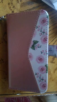 I phone 7 case with card holder
