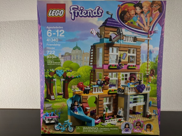 Used Lego Friendship House For Sale In Pasco Letgo