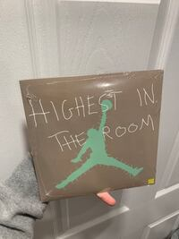 Travis Scott X Jordan Highest In The Room CD VINYL MULTI Vaughan, L4H 2K8