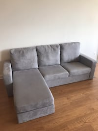 USED GREY COUCH Arlington, 22202