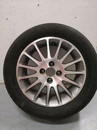 Alloy wheels for civic or Acura Toronto