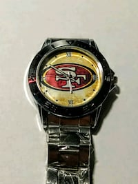 WATCH>>> NEW S. F. 49rs watch 262 mi
