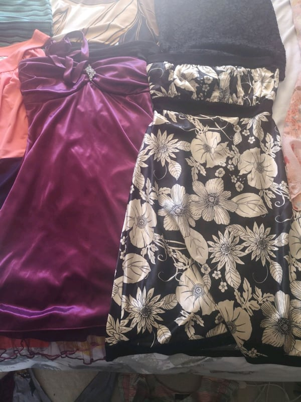 Dresses for sale! Willing to make a deal! 6