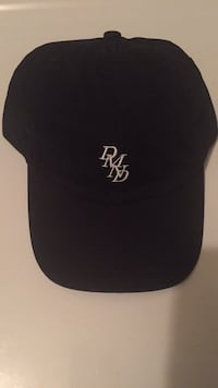 black and white fitted cap Lafayette, 70507