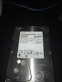 Hard drive 640gb St Paul