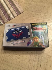 "New Nintendo 2DS XL Hylian Shield Edition ""New In Box  Cottonwood, 96022"