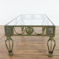 Glass Top Coffee Table (1016547) South San Francisco